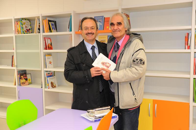 Inaugurazione Biblioteca a Calvello